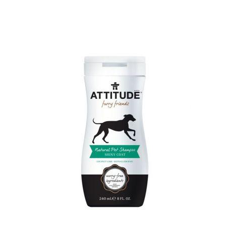 Attitude Szampon nabłyszczający sierść zwierząt 240 ml, wyprzedaz