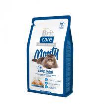 Brit Care Karma dla kociąt Monty I`m Living Indoor 2 kg