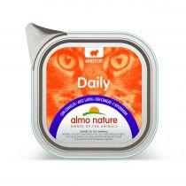 Almo Nature Mokra karma dla kotów z królikiem Daily Menu 100 g
