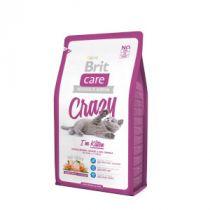 Brit Care Karma dla kociąt Crazy I`m Kitten Chicken & Rice 2 kg