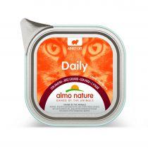 Almo Nature Mokra karma dla kotów z kaczką Daily Menu 100 g