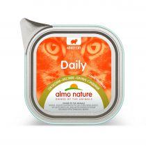 Almo Nature Mokra karma dla kotów z indykiem Daily Menu 100 g