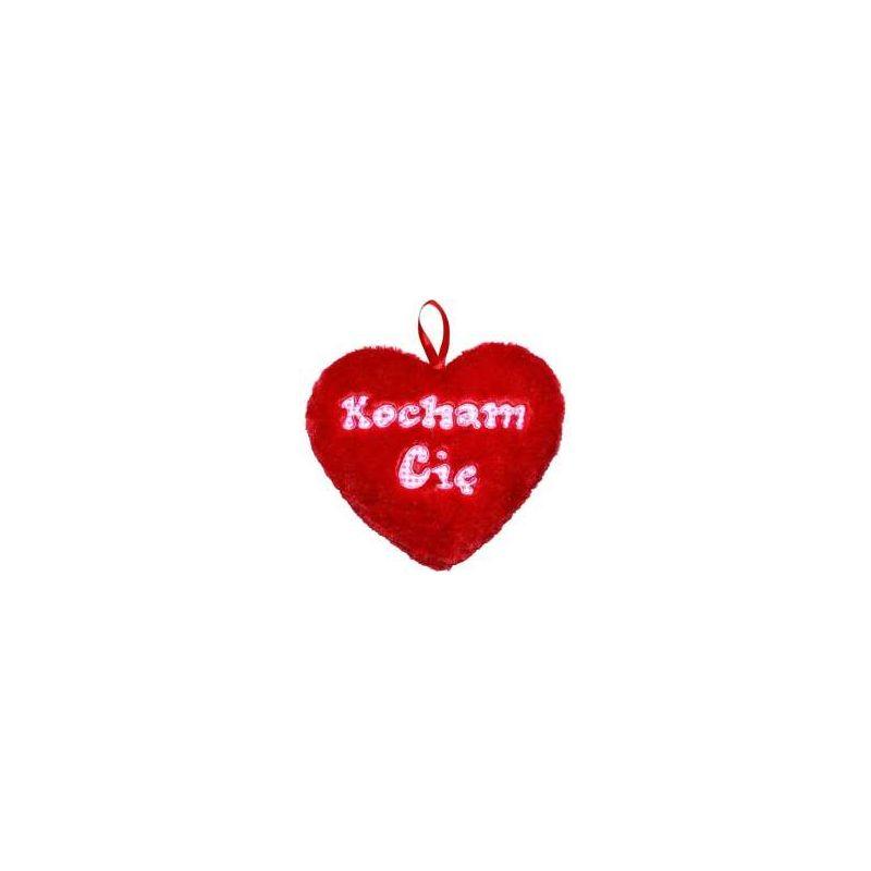 Beppe Poduszka Serce Kocham Cię 26cm 12517 Walentynki W Beepl