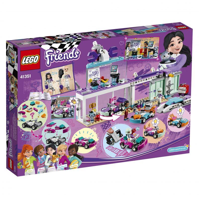 Lego Friends Kreatywny Warsztat 41351 Klocki W Beepl